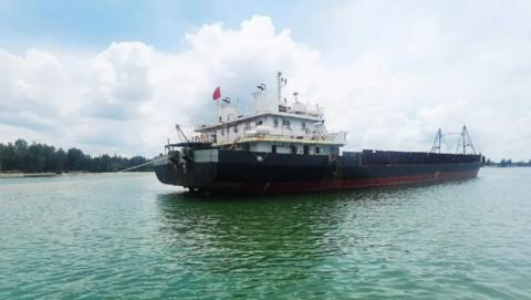 西沙海域军用海底光缆遭破坏 海警对船长采取强制措施【www.smxdc.net】 全球新闻风头榜 第2张