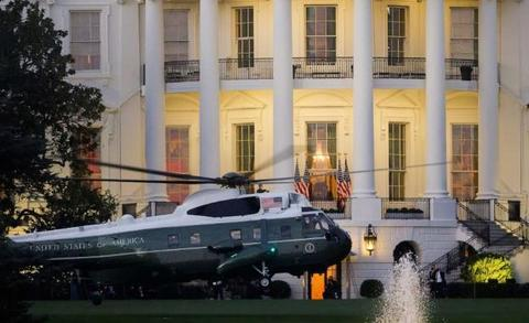 新冠病例不断增加,白宫所有员工被要求穿戴全套防护装备【www.smxdc.net】 全球新闻风头榜 第1张