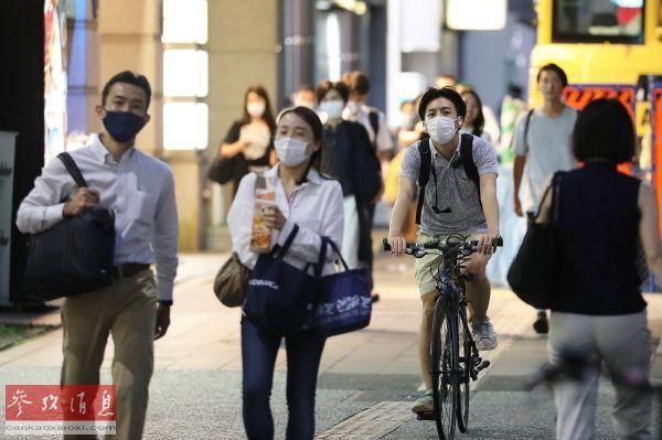 疫情导致日本自杀人数飙升 新冠对心理健康冲击不容小觑