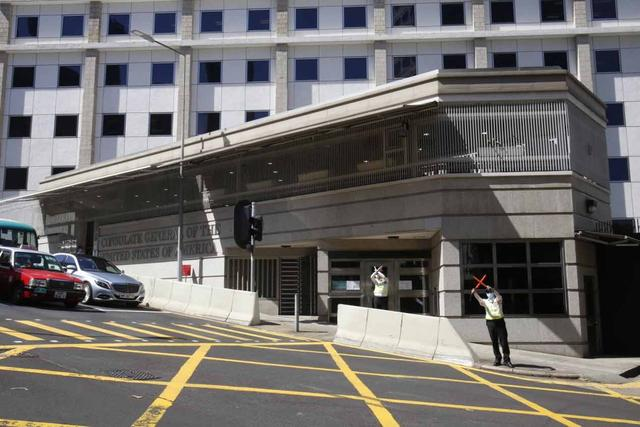 港媒:美国驻港澳总领事馆计划大规模装修,找楼面搬迁遇阻 全球新闻风头榜 第1张