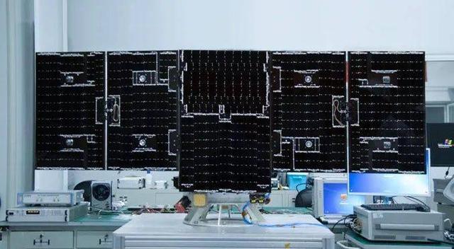 刚刚 全球首个6G试验卫星\\