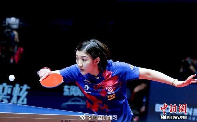 孙颖莎陈梦包揽女乒世界杯冠亚军 全球新闻风头榜 第2张