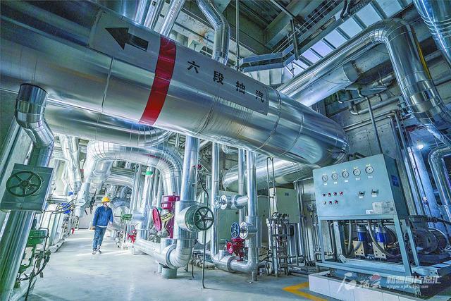 发电企业生产忙