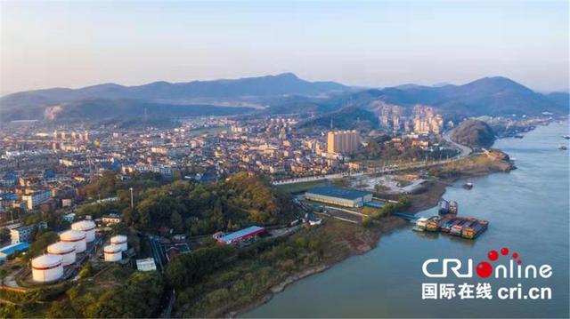 「共舞长江经济带·看高质量发展」江西瑞昌 一座点亮世界的城市