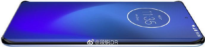 摩托罗拉骁龙888新机曝光:四曲面无边框,颜值吸睛插图1