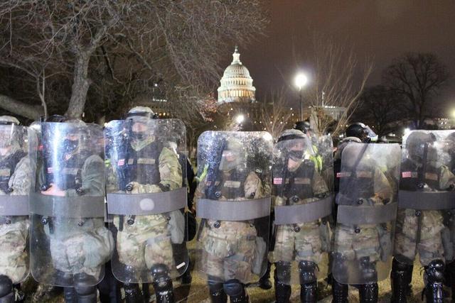 美军向华盛顿大举增兵 已获授权可以使用致命武器 全球新闻风头榜 第1张