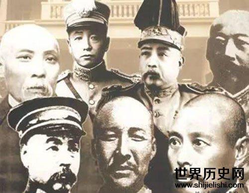 奉系军阀地图,盘点:民国时期最全的军阀派系情况介绍