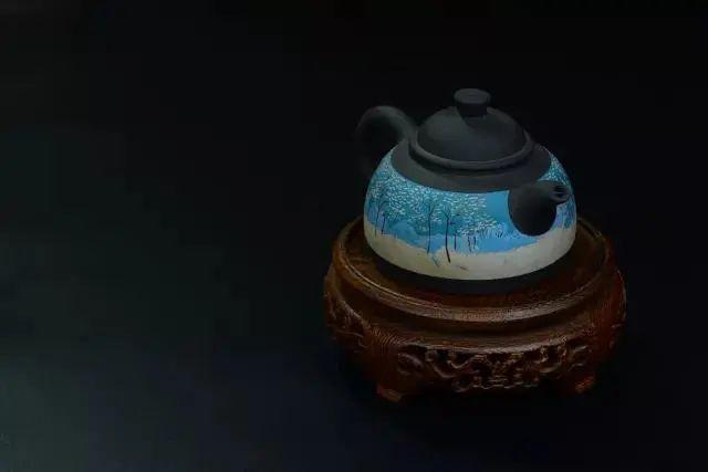 李瑞生的紫陶油画刻填 紫陶特点-第12张