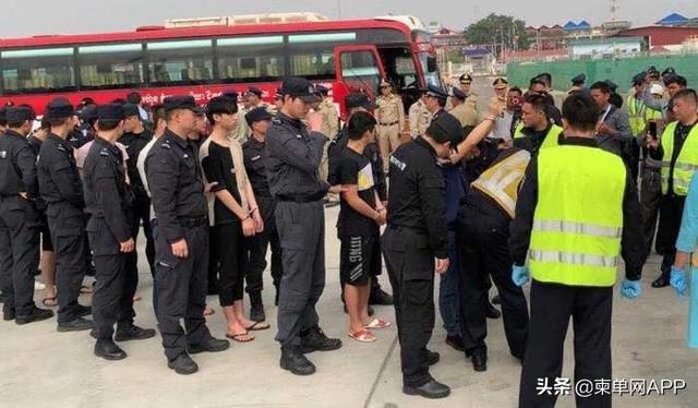 上半年柬埔寨有364名外国人被捕,中国占三分之一
