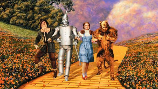 《绿野仙踪》不管前方多少荆棘,我们都要坦然前行