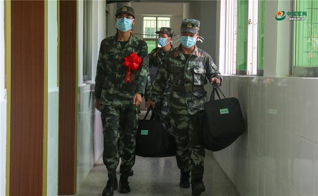 开启军旅生涯新篇章,武警广西总队柳州支队这样欢迎新兵入营-第8张