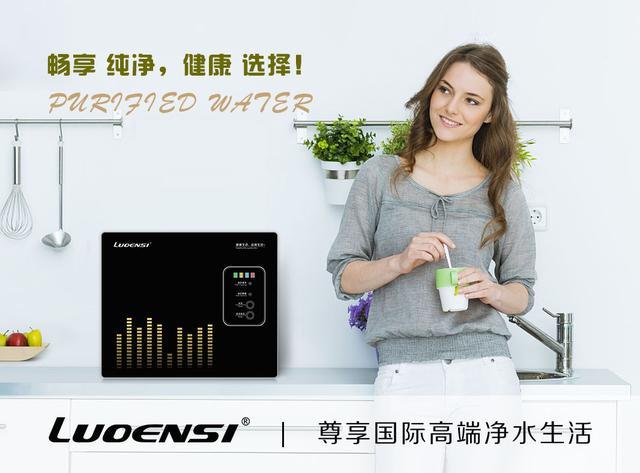 净水器十大品牌洛恩斯全面净化家庭水质