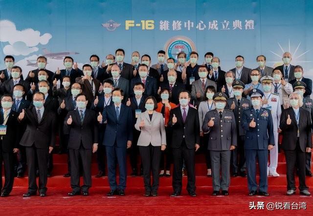 台湾汉翔拟发展为外军维修F-16将激怒大陆-第1张