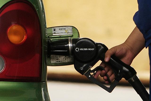 油价调整消息:今天12月28日调整后,92、95号汽油价格