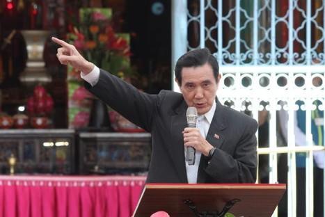 马英九动作频频,国民党内传出力拱选党主席www.smxdc.net