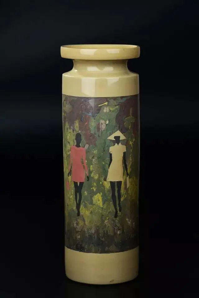 李瑞生的紫陶油画刻填 紫陶特点-第11张