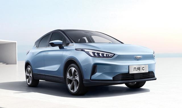 新能源将成为未来主流,热门紧凑纯电SUV推荐插图5