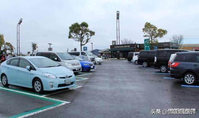 为啥这么小的日本没有停车问题?网友:日本人的设计不得不服