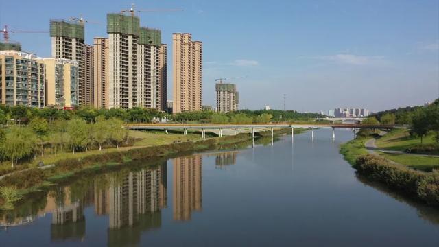 天天像度假,河畔慢生涯!平顶山市区竟有这样一个好地方_平顶山生活网插图5