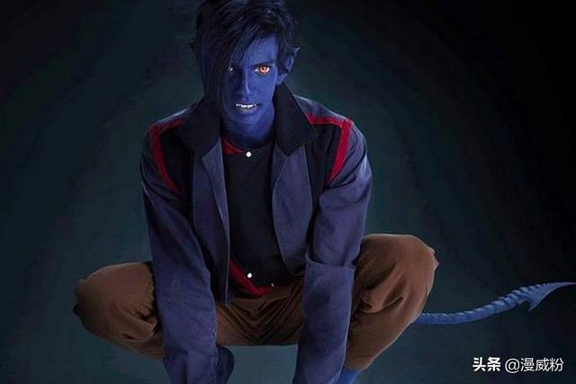 漫威身世最离奇X战警,金刚狼挚友、恶魔后代、魔形女之子