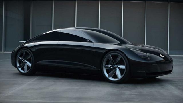 iPhone纯电动车新项目预估将根据应用类似智能机开发设计和