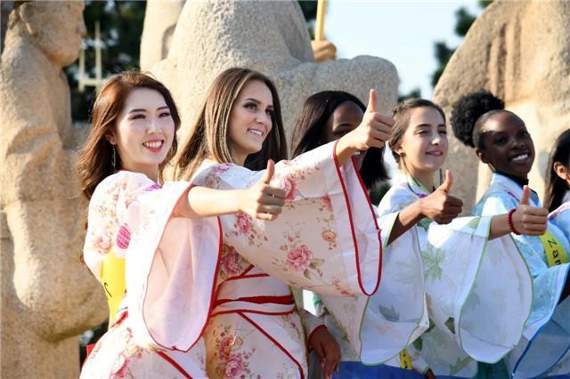 """外国女人都""""上头""""的汉服,学会穿法和搭配是关键,成为古装女神-第15张"""