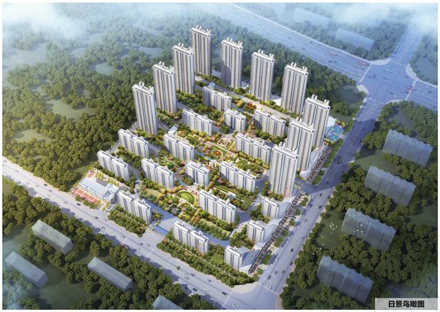 要建28栋楼!平顶山这个百亩大盘规划细节公布插图2