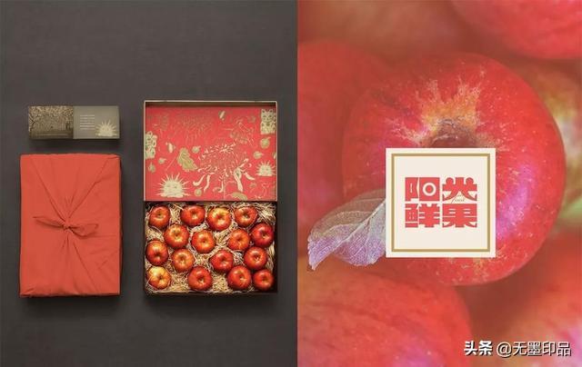水果包装设计中的轻奢与自然(图27)