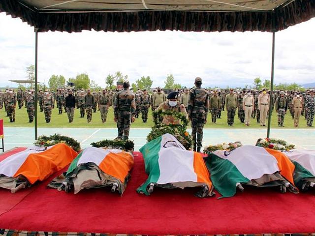 印军在中印边境附近执行任务,6人全部丧生,1人确诊新冠肺炎
