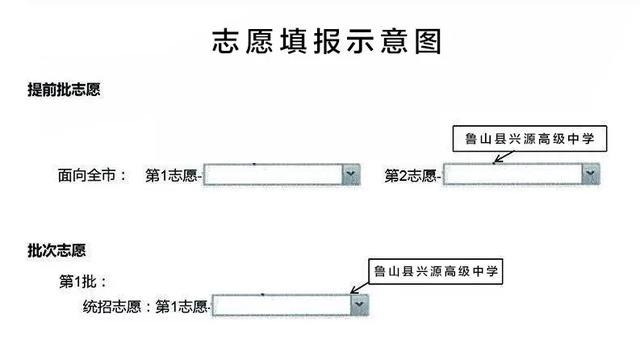 鲁山县兴源高级中学2020年招生简章插图2