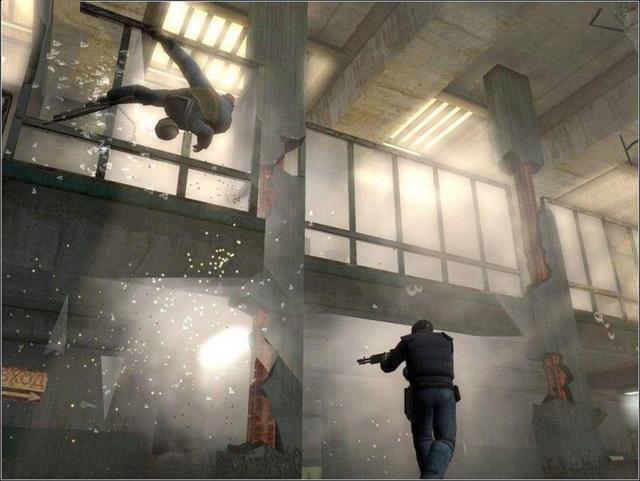 怀旧游戏推荐:PS2时代最强黑马级FPS——《黑煞》插图6