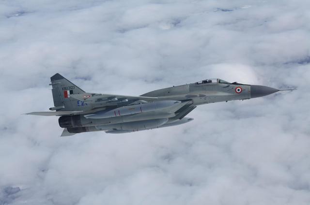 印度空军多不靠谱?组建到现在坠毁千架战机,三分之一和操作有关-第2张