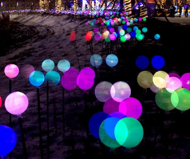 等你来打卡!新城区这里将汇聚万千光源打造星河幻梦_平顶山生活网插图27