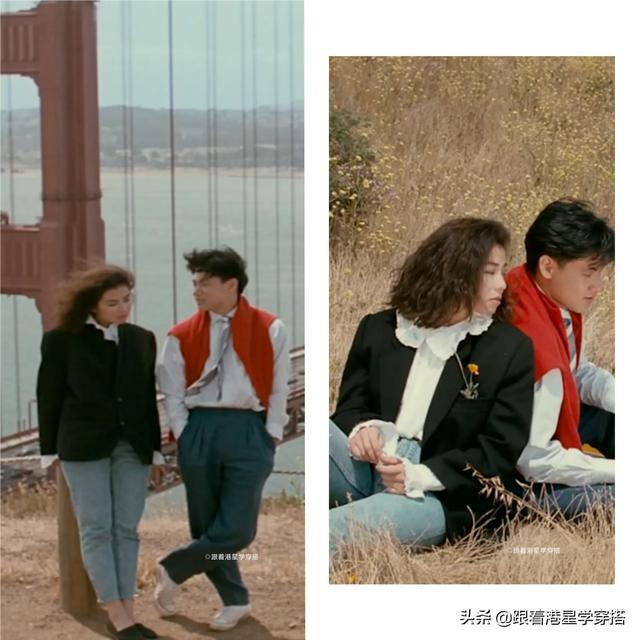 相安无事的意思『钟楚红』复古港风穿搭分享 来自电影