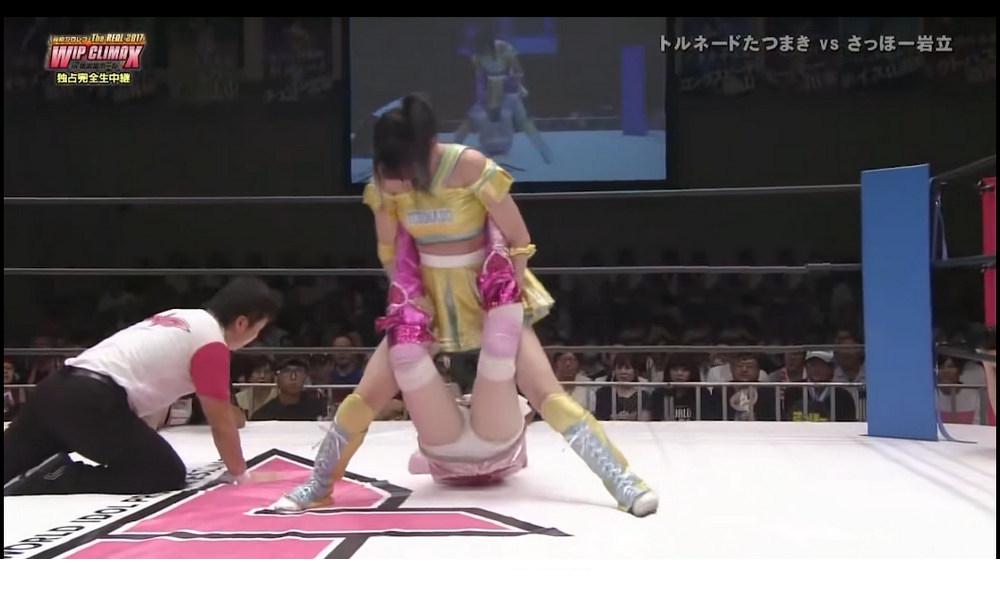 日本女子格斗大赛 第1张