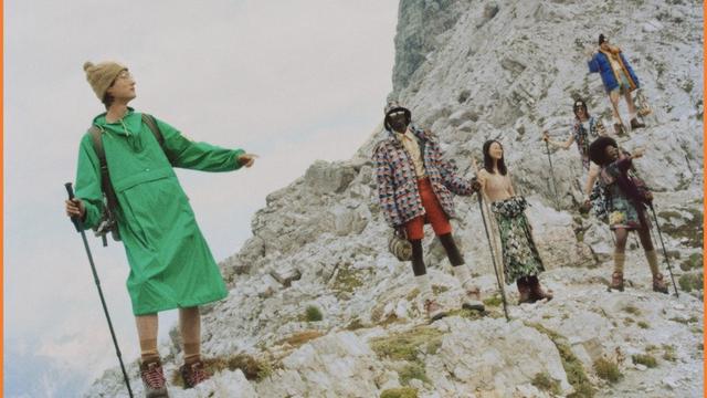 """Gucci与TNF""""北面""""联名系列抢先看,羽绒服、背包、登山靴都想要"""