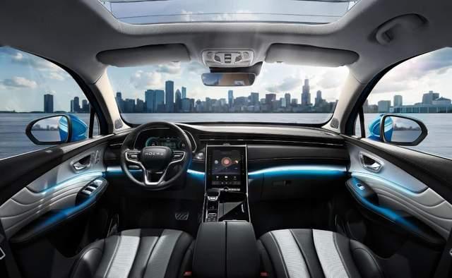 「汽车V报」长城WEY摩卡正式发布;斯柯达全新晶锐谍照曝光-20210121-VDGER