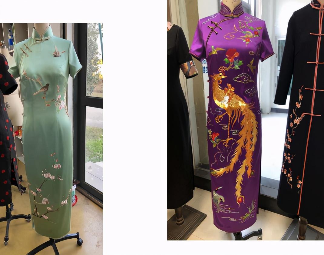 陈钰宝:发扬工匠精神,促进旗袍美誉的国际性传播