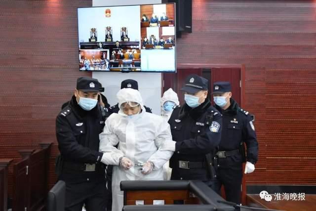 """淮安""""7·6""""重大暴力襲警案,一審宣判!死刑"""