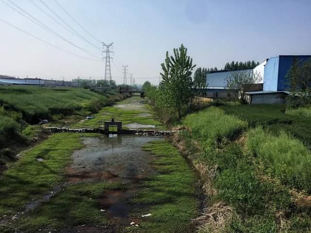 """淮阴区两条""""黑臭河""""蝶变成""""景观河"""""""