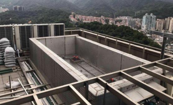 罗志祥在顶楼盖露天游泳池,限期30天内自行拆除