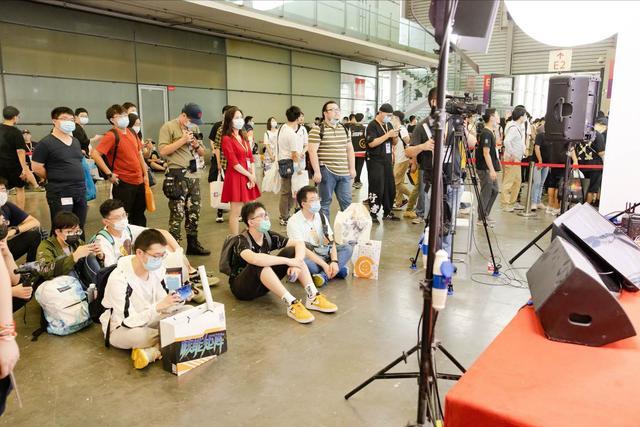 WF2020上海-GoodSmile展台精彩回顾,1比1等身赵灵儿惊艳全场 业界信息 第24张