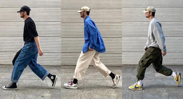 男士穿搭:用简洁阔腿裤穿出时髦范