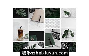 极简主意的优雅商务轻奢质感图像集合Minimalist_Lifestyle_Photo_Bundle_2120987