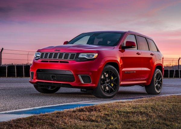 抢攻大型SUV车市,JEEP计画推80周年纪念版本Grand Cherokee