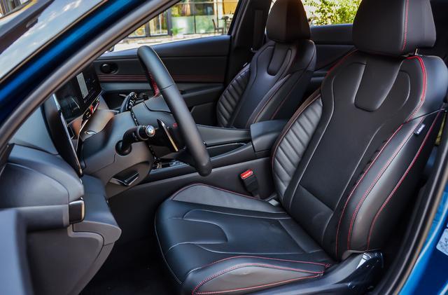 i-GMP平臺加持 第七代伊蘭特締造時代先鋒家轎