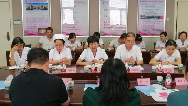 西安高新医院召开行风社会义务监督员座谈会
