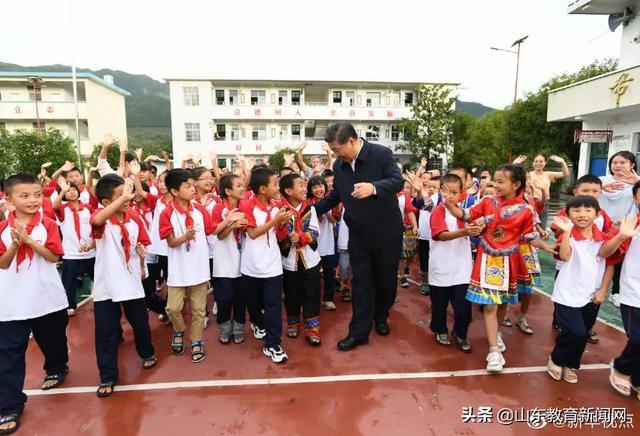 《【恒达注册平台】习近平勉励乡村小学生:努力成长为中华民族的参天大树》