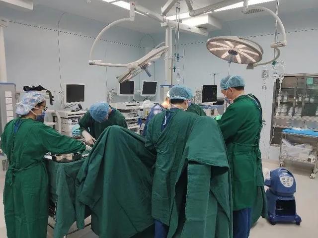 重庆北部宽仁医院普外科:是时候展示真正的技术了!