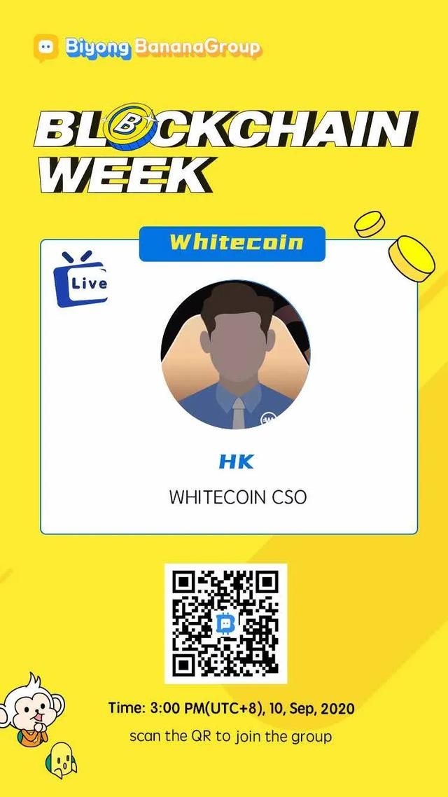Whitecoin CSO H.K受邀参加中韩区块链周